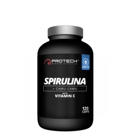 Spirulina Camu Camu   Protech Sports Nutrition