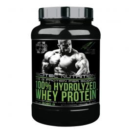 100% Hydrolyzed Whey Protein - Scitec Pro Line