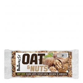 Oat & Nuts | BioTech USA