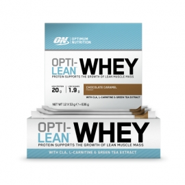 Opti-Lean Whey Bar - Optimum Nutrition