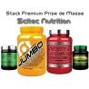 Stack Prise de Masse Premium   Scitec Nutrition