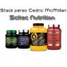 Stack perso Cedric McMillan | Scitec Nutrition