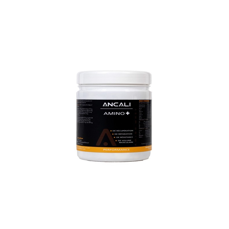 AMINO + d'Ancali Nutrition pas cher - Nutriwellness