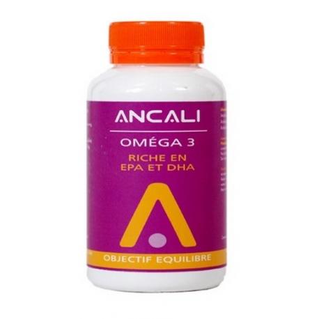 Omega 3 - Complexe Acides Gras d'Ancali Nutrition pas cher