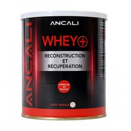 WHEY + - Ancali Nutrition