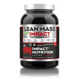 Lean Mass Impact - Impact Nutrition