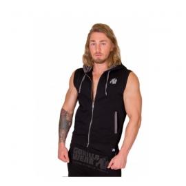 Springfield Zipped Hoodie | Gorilla Wear
