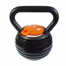 Kettlebell à charge variable - Sveltus