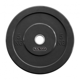 Bumper disques pare-chocs olympiques OBPCK | Body-Solid