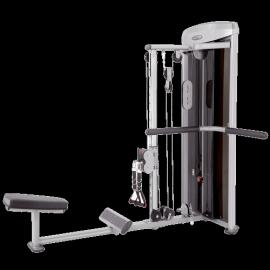 Mega Power 3D Poitrine - Steelflex