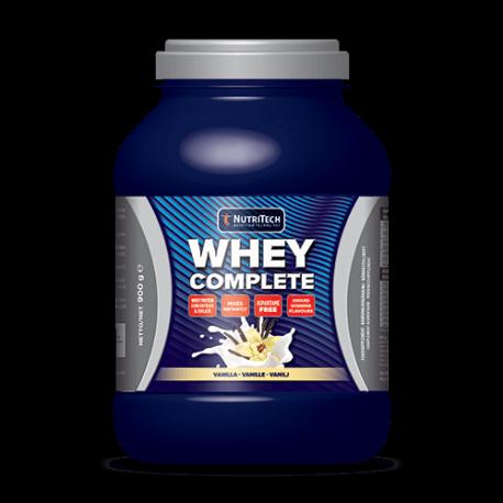 Whey Complete 900g Protéines - Nutritech