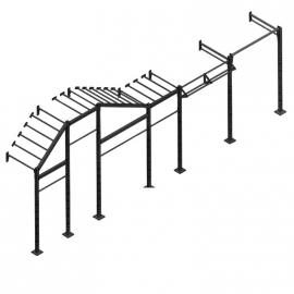 Cage murale Crossfit Functional