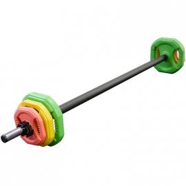 Kit de pump 20kg Rose / Jaune / Vert