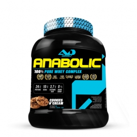 Anabolic Whey Complex - Addict Sport Nutrition