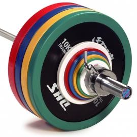 Barre de compétition haltérophilie IWF homme 20kg