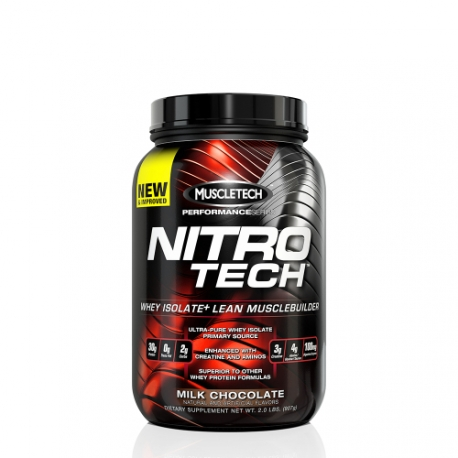 Nitro Tech Performance Series | MuscleTech