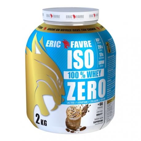 Iso 100% Whey Zero - Eric Favre