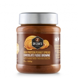 High Protein Butter - Dr Zak's