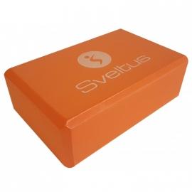 Yoga Brick Orange - Sveltus