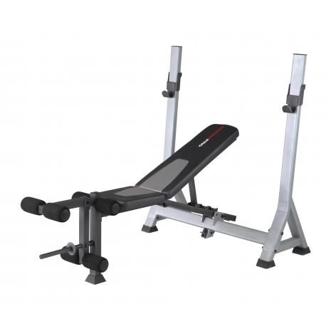 Banc de musculation Weider 340 LC pas cher - Nutriwellness