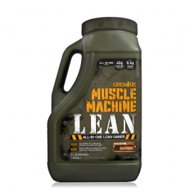 Muscle Machine Mass - Grenade