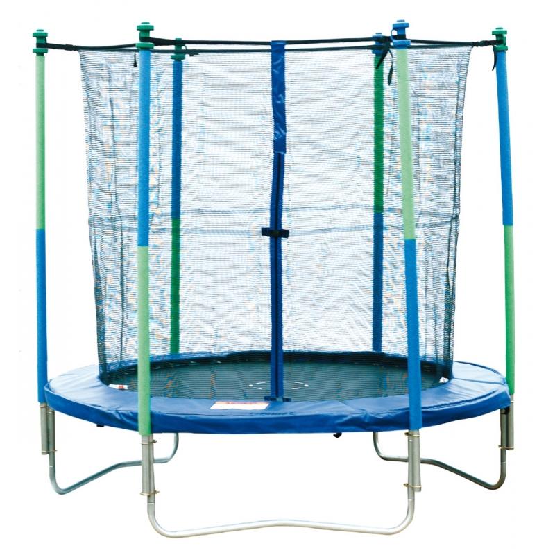 Pack weider trampoline d 39 ext rieur 2 40m filet de protection achetez - Trampoline d exterieur ...
