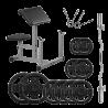 Powerline Pack Pupitre à Biceps - Body-Solid