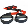 LF'Suspension Trainer rouge et noir - Leaderfit
