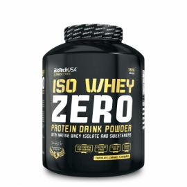 Iso Whey Zero Ulisses Series - BioTech USA Ulisses Series