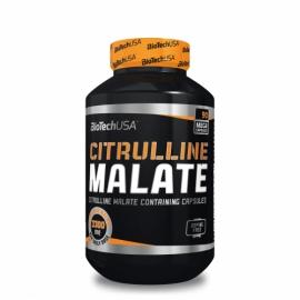 Citrulline Malate Caps - BioTech USA
