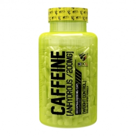 Caffeine - 3XL Nutrition