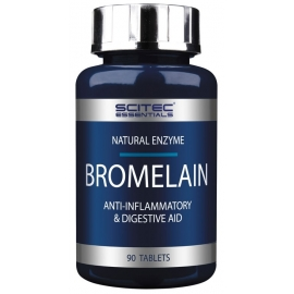 Bromelain Scitec Nutrition | Enzyme naturelle Scitec Essentials