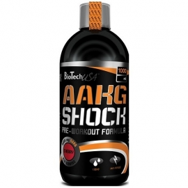 AAKG Shock Extreme | Biotech USA