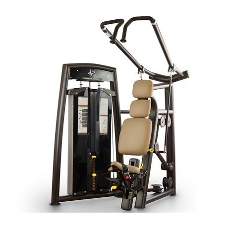 seated lat pulldown machine
