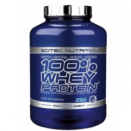 100 % Whey protein 2350g | Scitec Nutrition