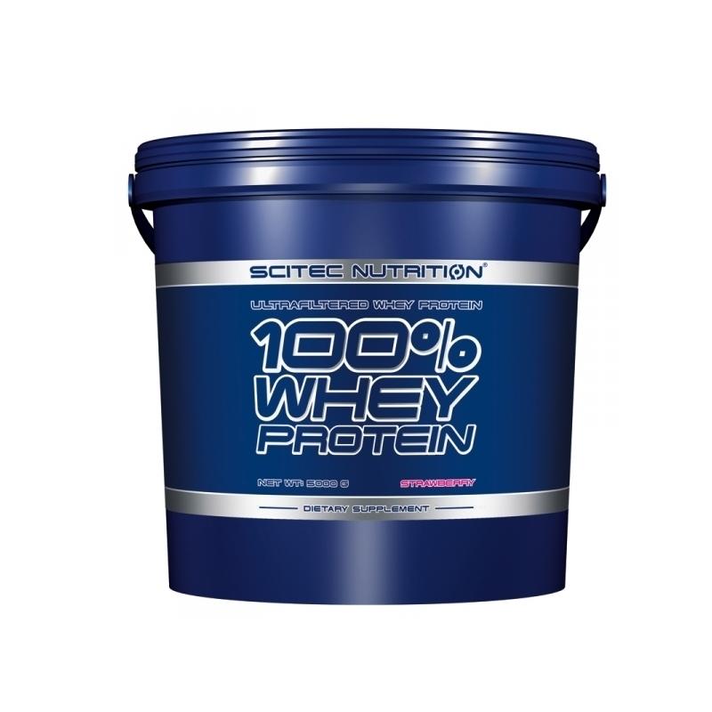 100 whey protein 5000g de scitec nutrition pas cher. Black Bedroom Furniture Sets. Home Design Ideas