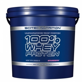 100 % Whey protein 5000g | Scitec Nutrition
