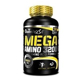 Mega Amino 3200 - BioTech USA