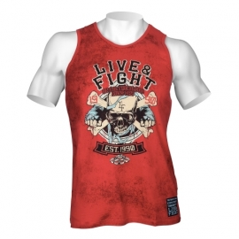 Tank Top Bloody Knuckles | Olimp Live & Fight
