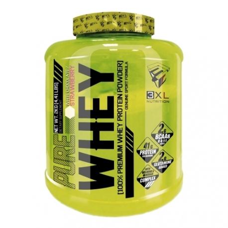 Pure Whey de 3XL Nutrition pas cher - Nutriwellness