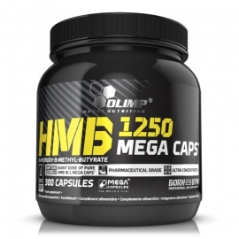 HMB Mega Caps 1250 | Olimp Sport Nutrition