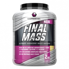 Final Mass - Corgenic