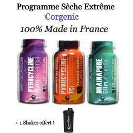 Programme Sèche Extrême | Corgenic