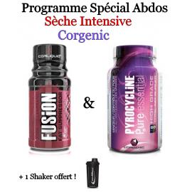 Programme Spécial Abdos - Sèche Intensive | Corgenic