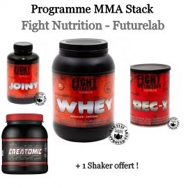 Programme MMA Stack | Fight Nutrition