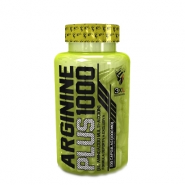 Arginine Plus 1000 - 3XL Nutrition