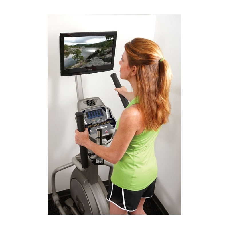 V lo lliptique pro ce800 de spirit fitness pas cher nutriwellness - Velo elliptique fitness ...