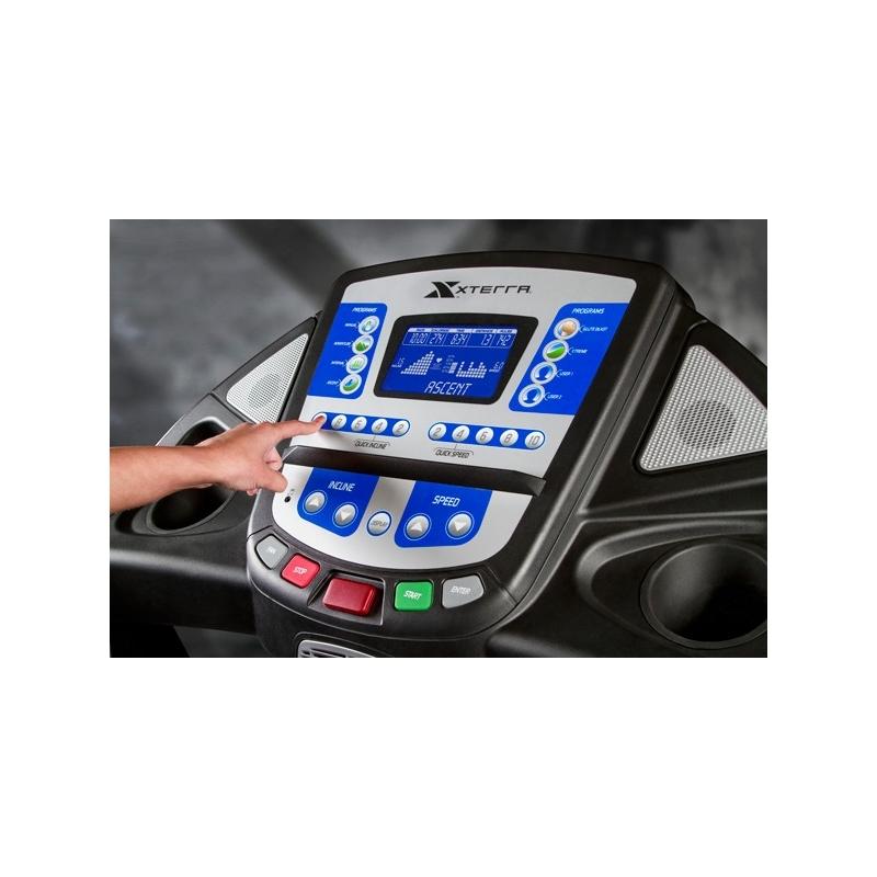 Tapis De Course Trail Racer Tr6 3 Xterra Fitness Nutriwellness