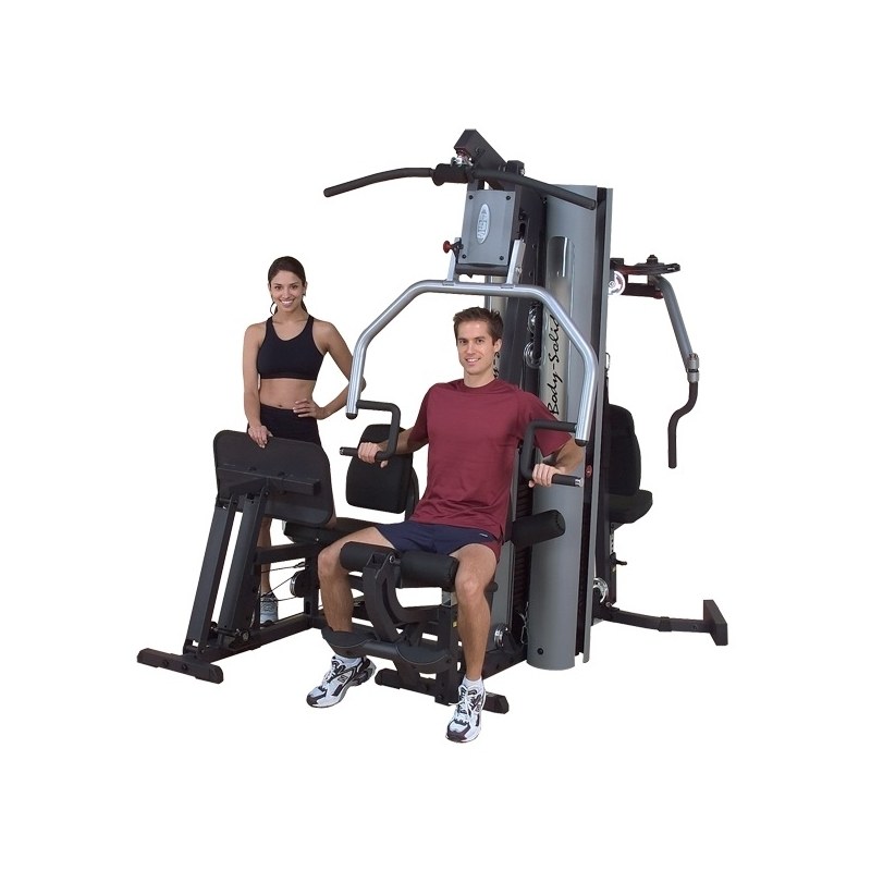 appareil de musculation multifonctions home gym duo g9s de body solid. Black Bedroom Furniture Sets. Home Design Ideas