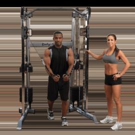 Centre d'entraînement à cables GDCC210 | Body-Solid
